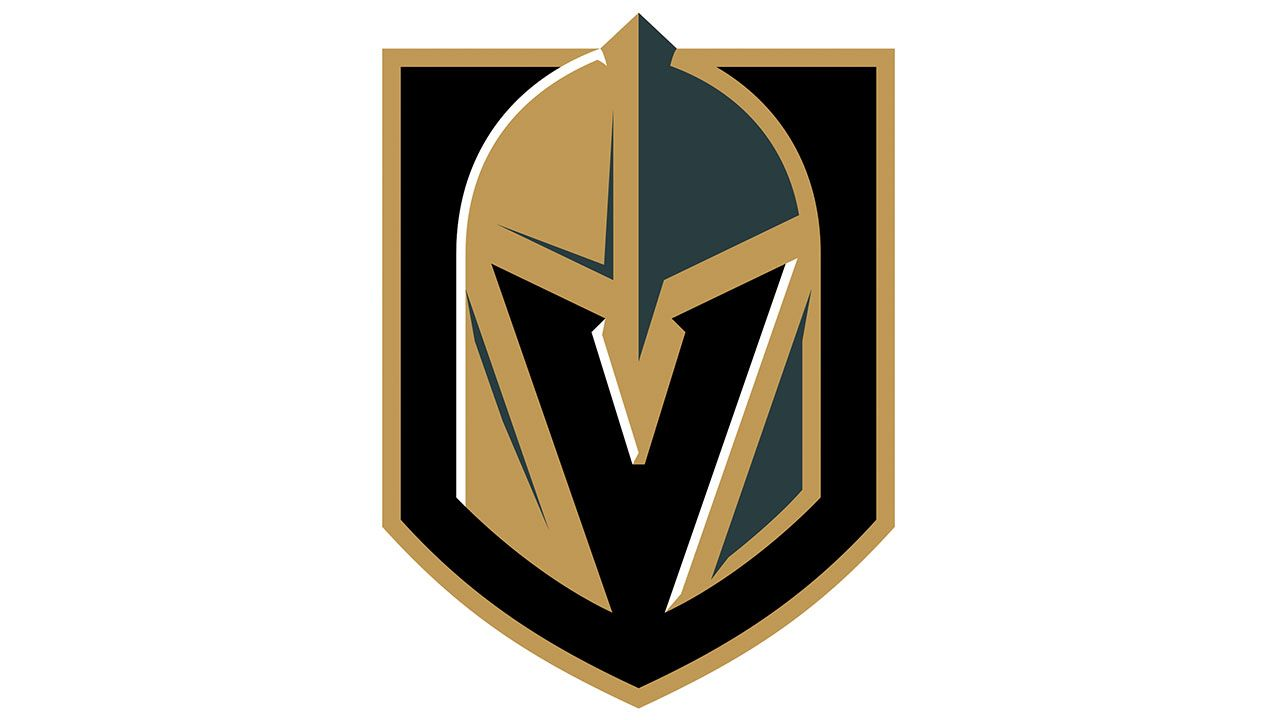 The Vegas Golden Knights Logo Is Minimalistic In A Good Way While Vegas Golden Knights Logo Golden Knights Logo Golden Knights Hockey