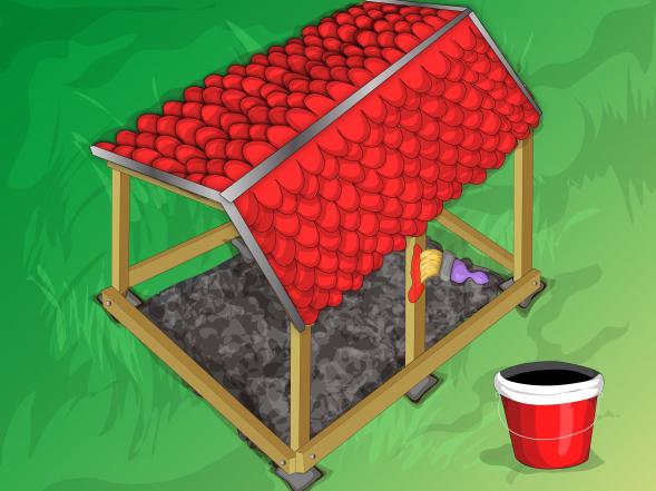 How to Build a Carport via howtobuildashed