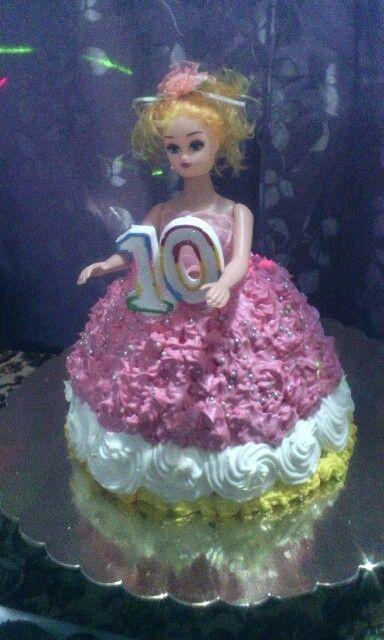 كيكه عيد ميلاد بنتي الكيكه صنع ايدي Birthday Cake Cake Birthday