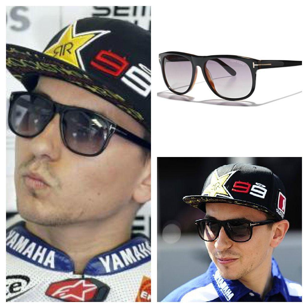 selección premium e7be6 2ff5b Jorge Lorenzo con gafas de TOM FORD. | Tom Ford | Tom ford ...