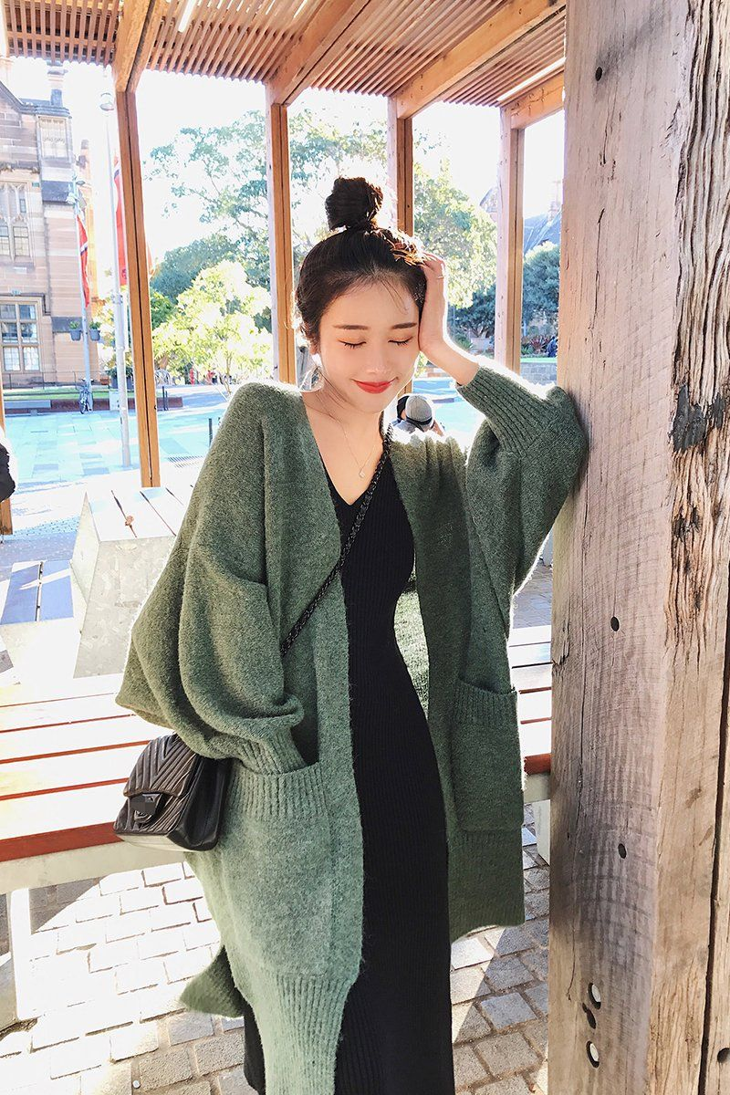 10 Oversize Sweater Outfit Ideas for Fall 1 in 2019