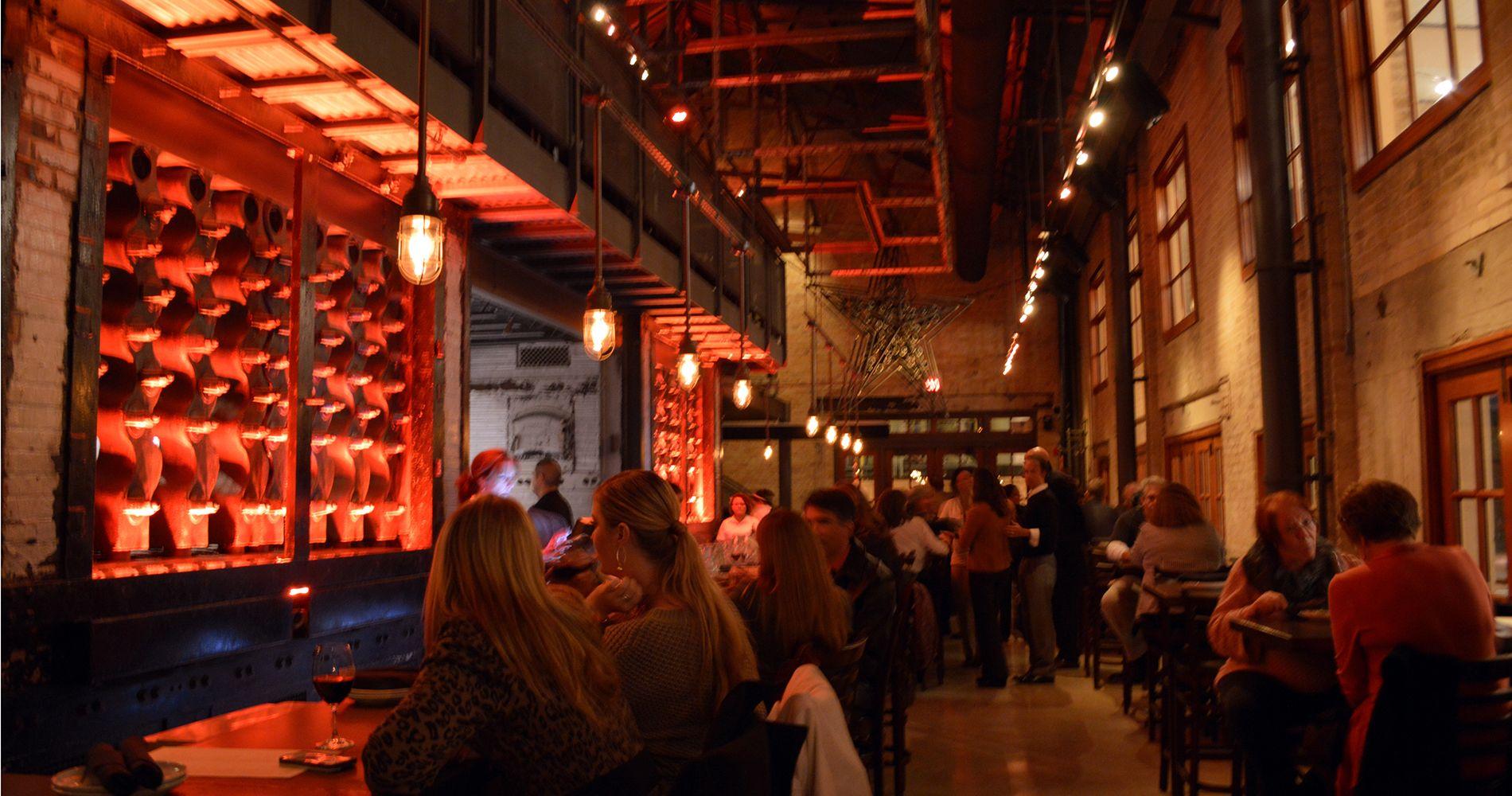 Boiler House San Antonio Restaurant With Texas Grill Wine Garden The Pearl San Antonio Restaurants Trip Advisor San Antonio