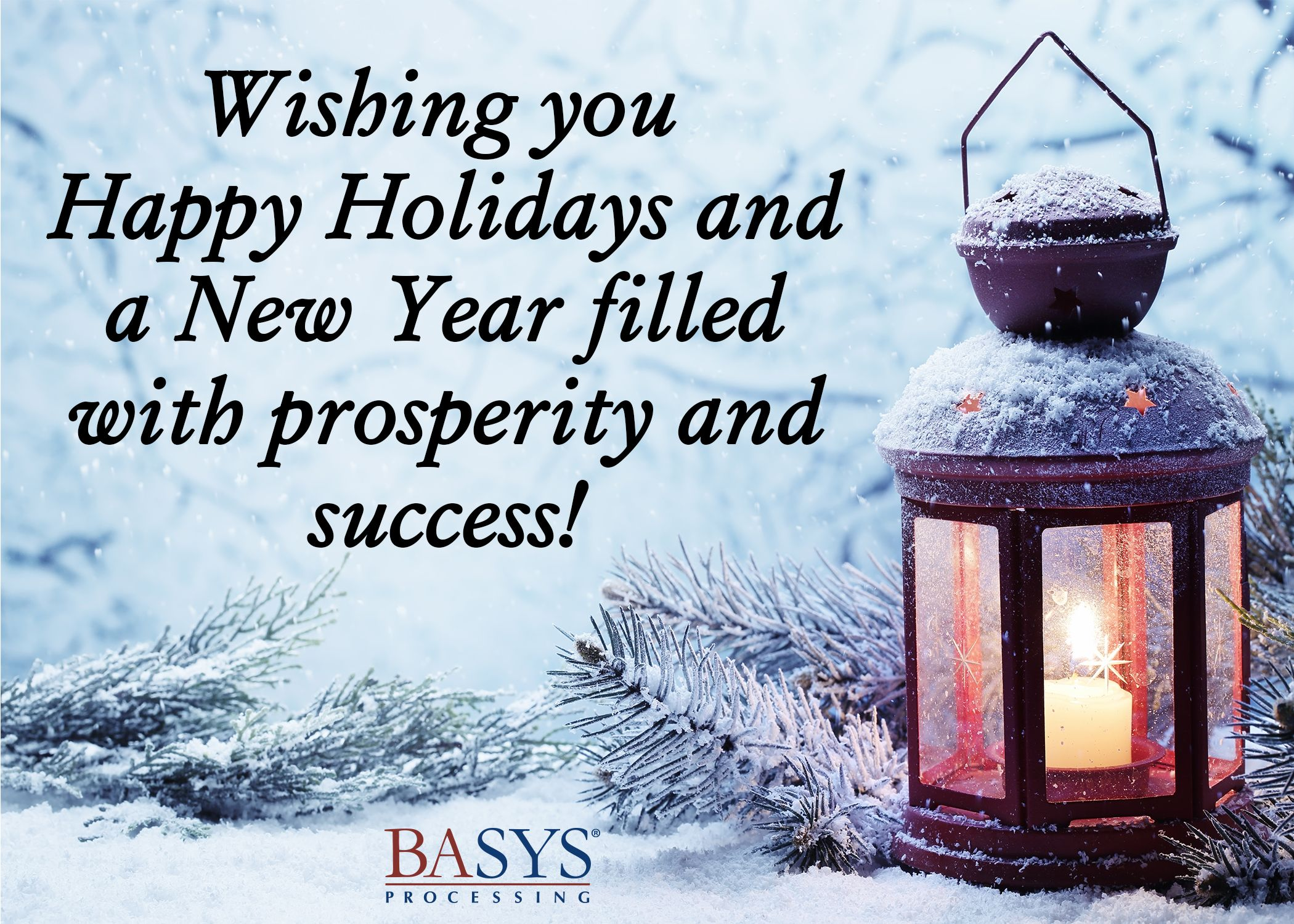 Happy Holidays And Seasons Greetings To You And Your Family From