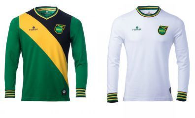 08c86080ea6 Jamaica 2015 16 Romai Retro Jerseys World Soccer Shop