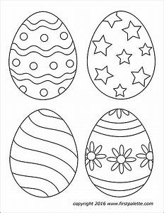 easter egg templates  yahoo image search results  coloring easter eggs easter egg coloring