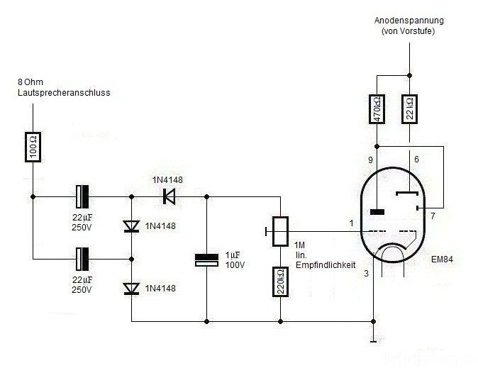 Resultado de imagen de electronics tube schematics vu