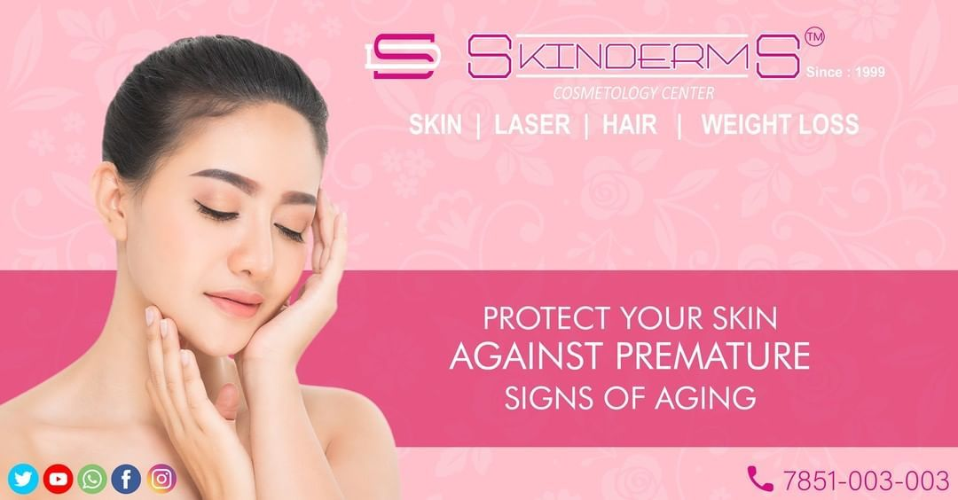 Beautiful Skin Requires Commitment Not a Miracle Book your appointment now  7851003003