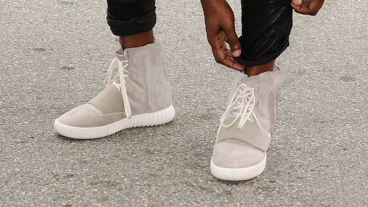 kanye west shoe line - Google Search