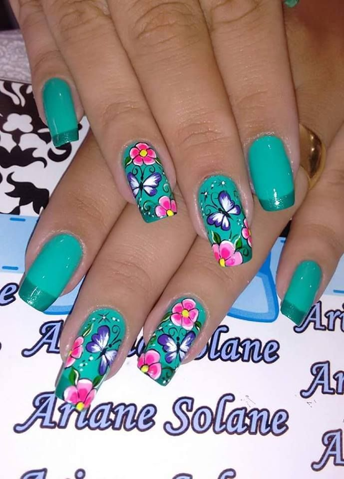 Pin by Orchidey Nailyne on NAIL ART | Pinterest | Manicure