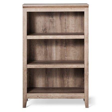 48 Carson 3 Shelf Bookcase Threshold 3 Shelf Bookcase Bookcase Shelves