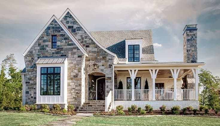 10 Inspiring English Cottage House Plans Open Floor House Plans Southern Living House Plans Cottage House Plans
