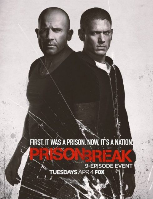 ترجمه إلحلقه الثانيه من بريزون بريك الموسم الخامس Prison Break