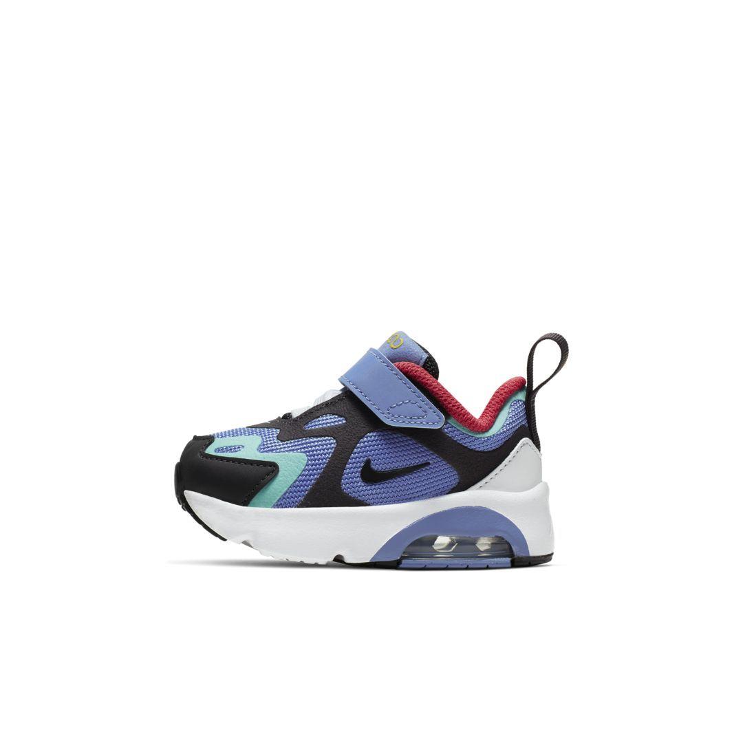 Nike Air Max 200 InfantToddler Shoe (Royal Pulse) | Toddler