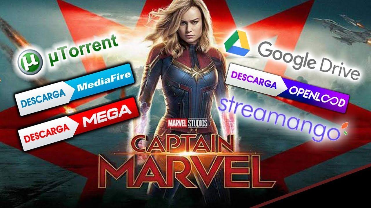 Como Descargar O Ver Capitana Marvel Película Completa Hd Español Latino Mega Mdf Gdrive µt Capitán Marvel Peliculas Completas Hd Y Marvel