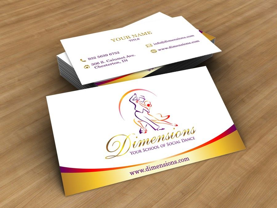 Give a touch of elegance for our ballroom dance studio dimensions by give a touch of elegance for our ballroom dance studio dimensions by t design business card colourmoves