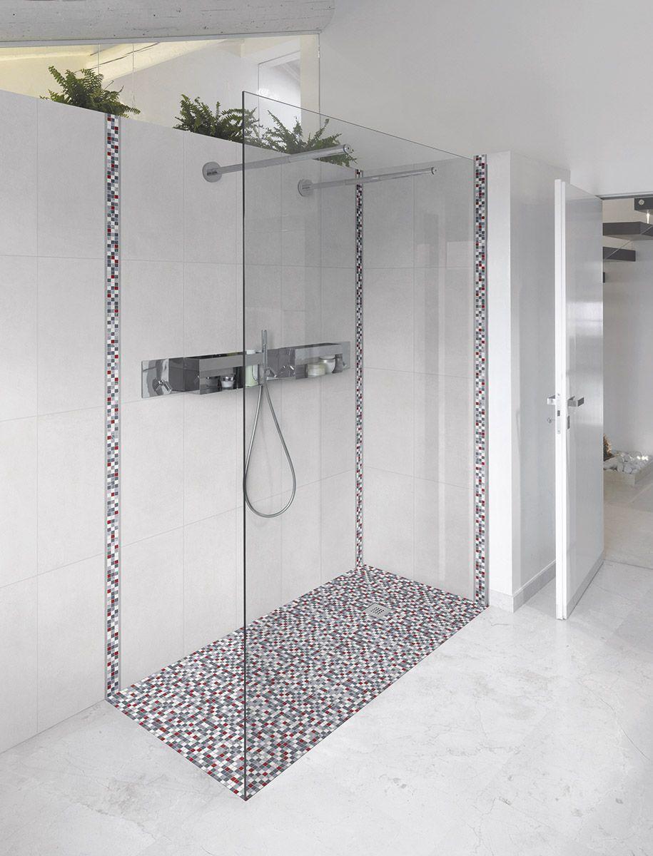 100 Génial Concepts Carrelage Salle De Bain Avec Listel