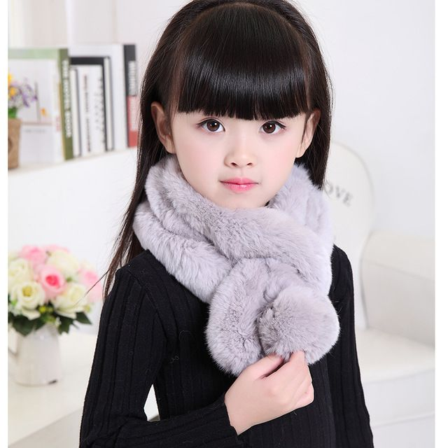 Check lastest price 2017 New Real Rex Rabbit Fur scarf Girls Real Rabbit fur Scarf Winter Neck Warm Shawl Retail / Wholesale Solid Uniser Hat S#12 just only $16.72 with free shipping worldwide  #babygirlsclothing Plese click on picture to see our special price for you