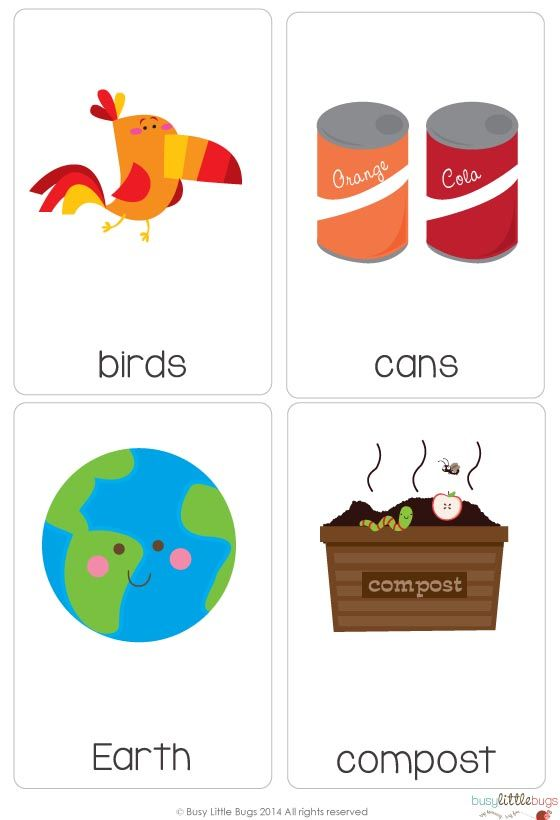 Earth Day Vocabulary Cards - 24 Cards Flashcards Pinterest - vocab cards