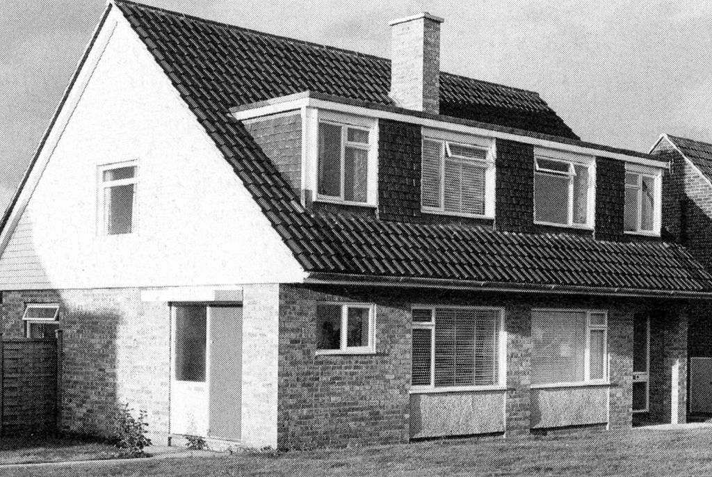 1960S Houses Glamorous 1960S George Wimpey Houses Stockwood Bristol Bs14  Bristol Design Inspiration