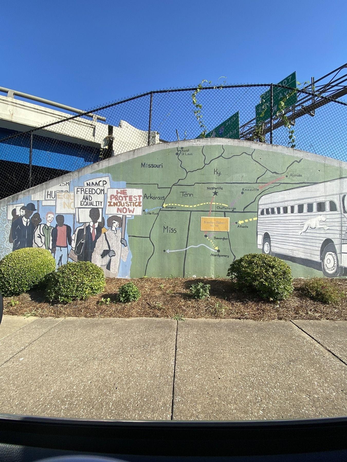 Nashville S Most Inspiring Murals Nashville Murals Street Mural Nashville Artist