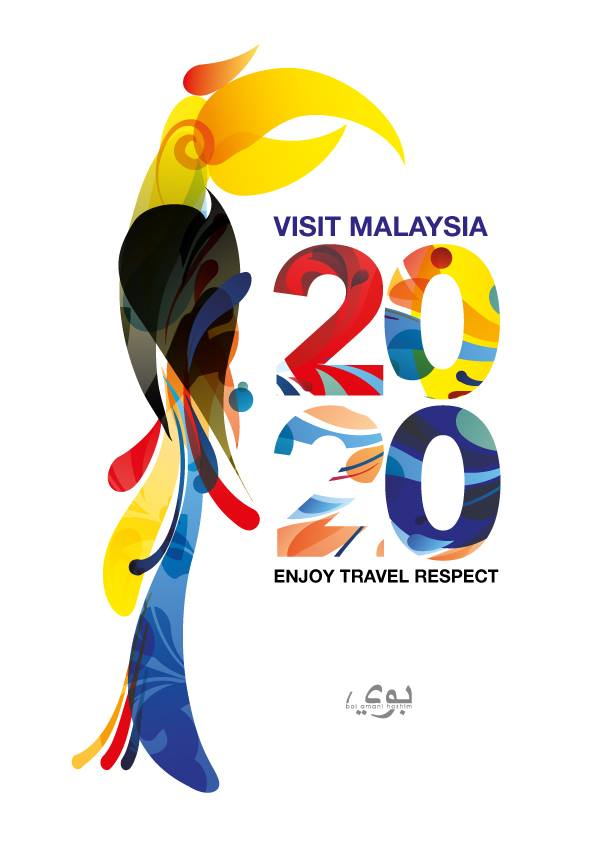 Malaysians Redesigned The Visit Malaysia 2020 Logo And Tbh These