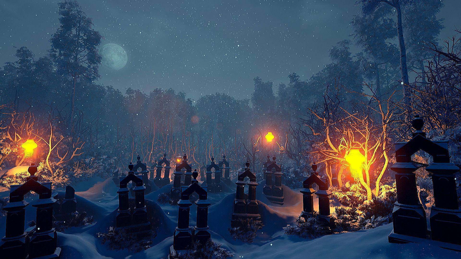 ArtStation - Frozen Kingdom, Justin Smith