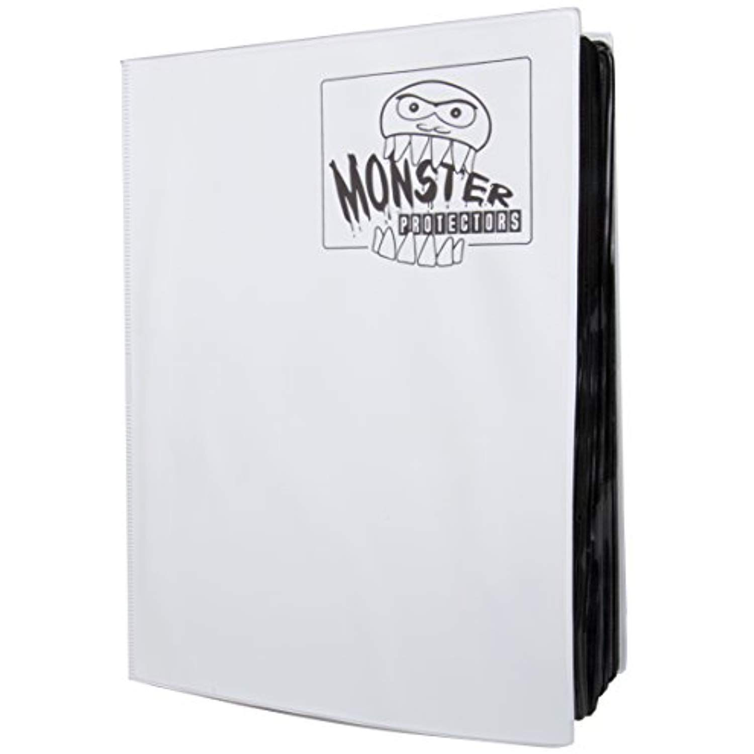 Mega Monster Binder XL Size (Twice As Large)- Holds 720