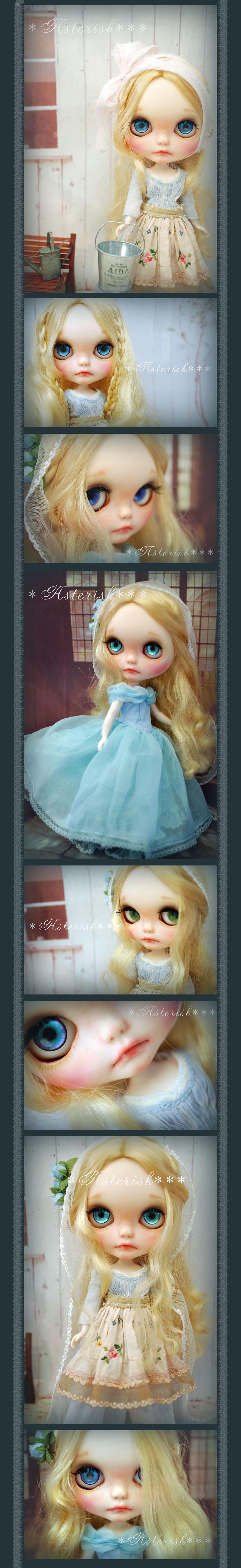 *カスタム ブライス Cinderella☆-Asterisk*** - ヤフオク!