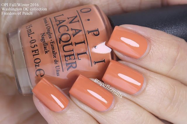 Opi Washington Dc Collection For Fall Winter 2016 Grape Fizz Nails Nails Opi Nail Colors Fall Acrylic Nails