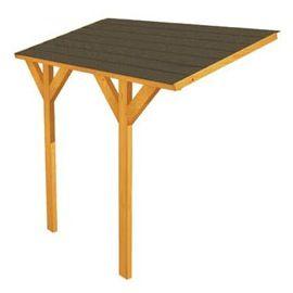 b cher pour abri de jardin bois verhaeghe 104 x 212 cm jardins en bois abris de jardin et refuges. Black Bedroom Furniture Sets. Home Design Ideas