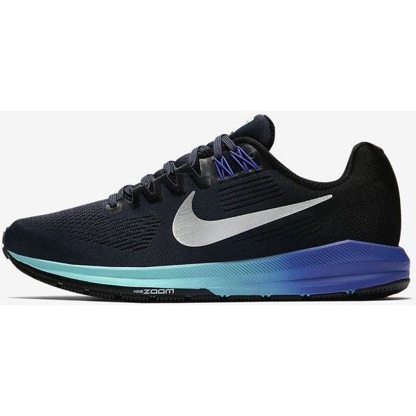 Nike Air Zoom Structure 21 Women s Running Shoe. Nike.com ( 120) ❤ liked on  Polyvore featuring shoes 11815792a