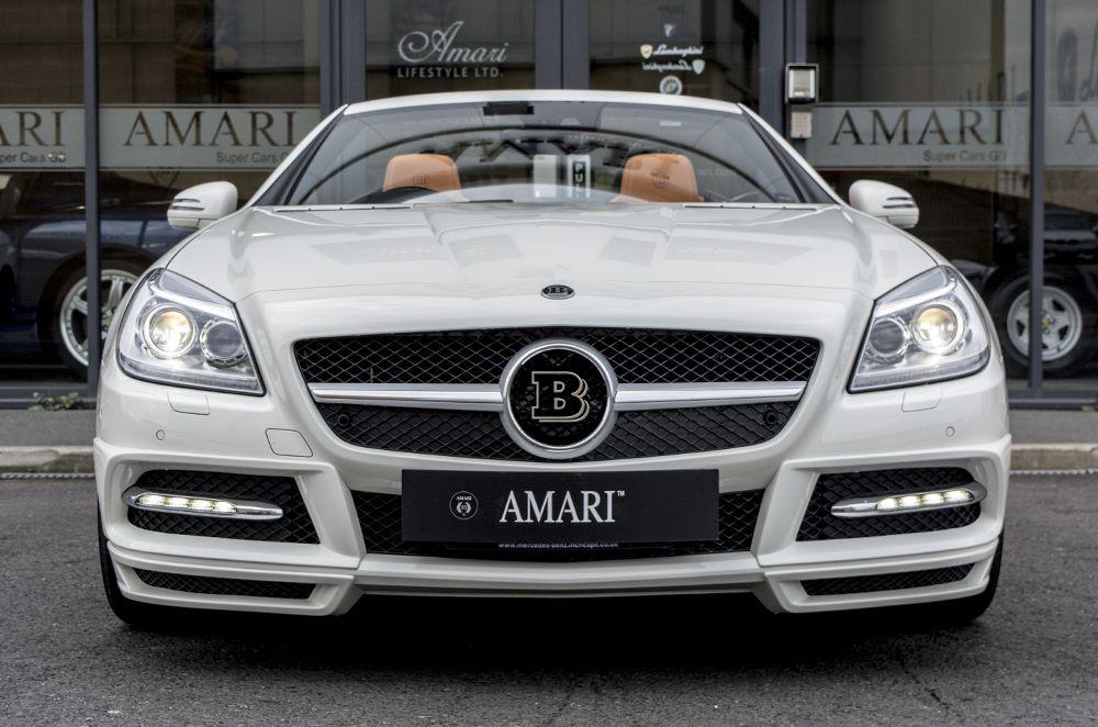 Slk Brabus R172 2013 16 Mercedes Benz Slk B25s Brabus