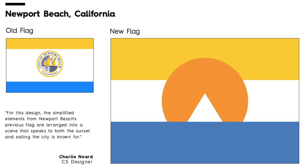 See 13 City Flags Get A Modern