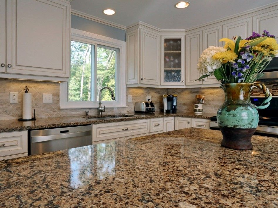 Genial Kitchen Cool Yellow Granite Cambria Countertops Also Sink And | All Nite  Graphics
