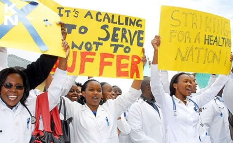UNION OPPOSES CHEQUE PAYMENTS AS NURSES THREATEN TO STRIKE