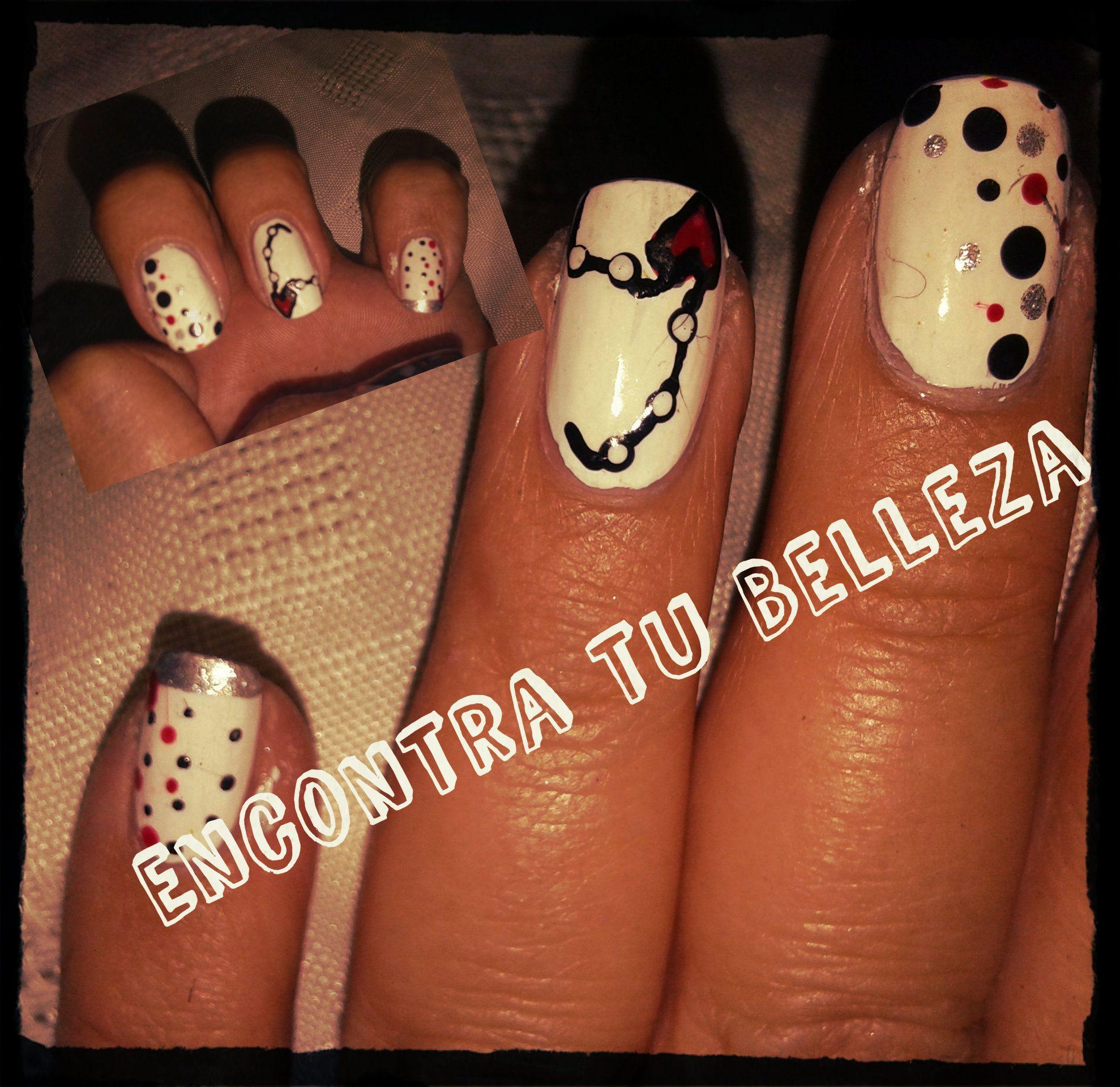 Belleza de manos Nail Art