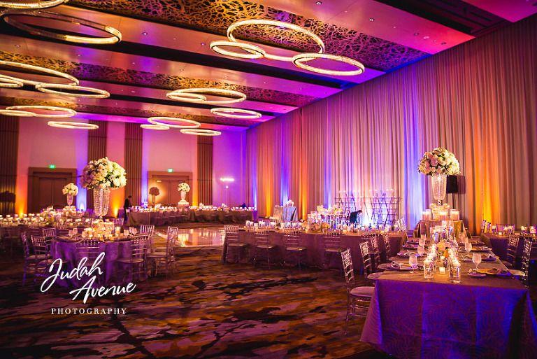 ronita and marquis wedding at mgm national harbor in