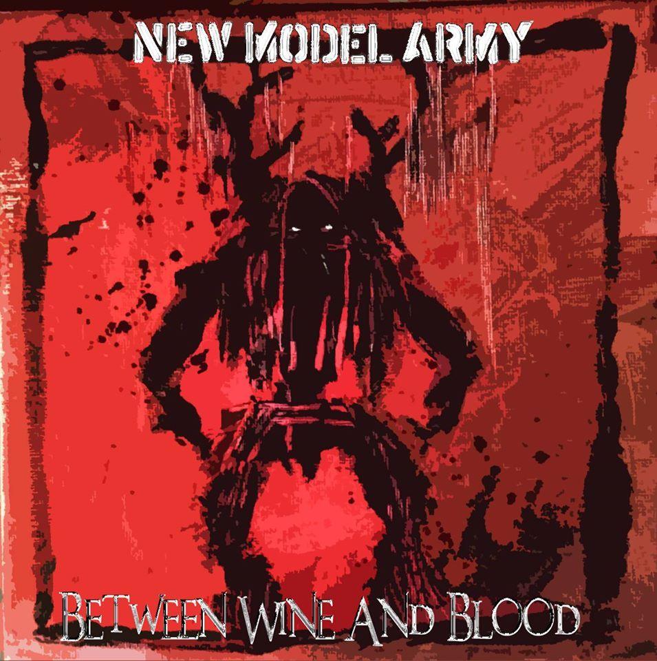 Novi Album Benda New Model Army Iconic Album Covers New Model Classic Album Covers