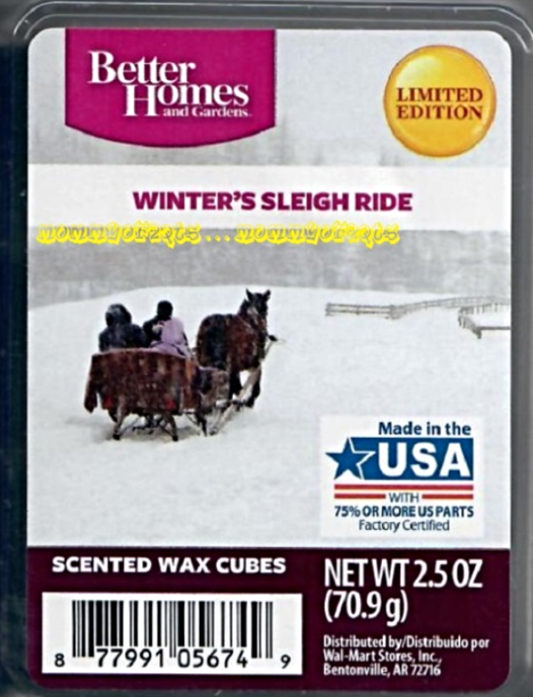 f3d27114c6be042883b5f97964eabf5d - Better Homes And Gardens A Wonderful Winter Wax Cubes
