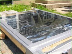 Fabriquer un panneau solaire thermique pour moins de 5 euros travaux piscine solaire - Fabriquer panneau solaire piscine ...