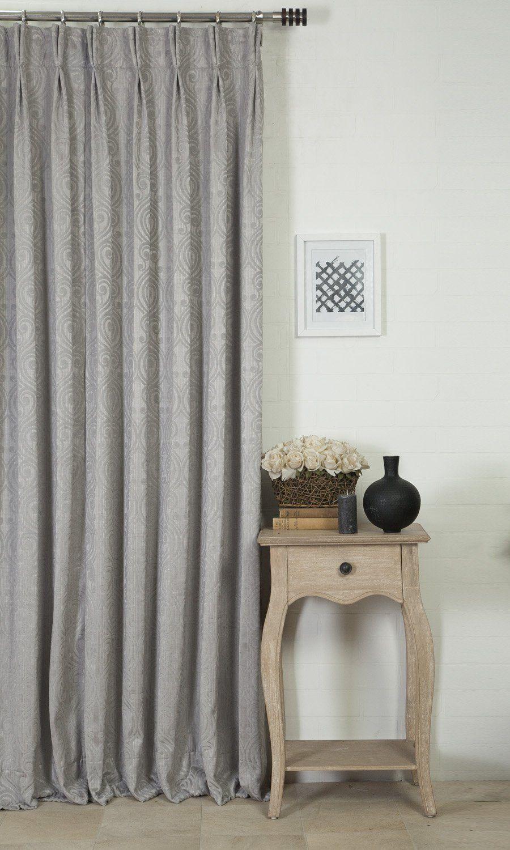 Madetomeasure bedroom window curtains i free shipping i grey i