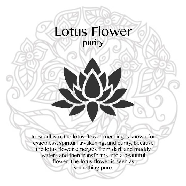 Peace Of Nature 108 Handmade Jewelry In 2020 Lotus Flower Meaning Meditation Tattoo Yoga Symbols