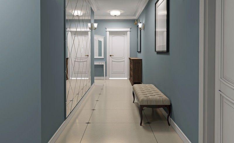 tailacreaciones: Idee Couleur Peinture Couloir