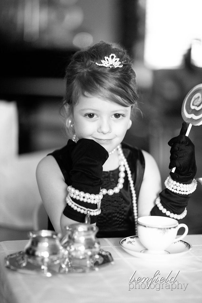 Image detail for -Benfield Photography Blog: Ellie's Halloween Costume: Audrey Hepburn!