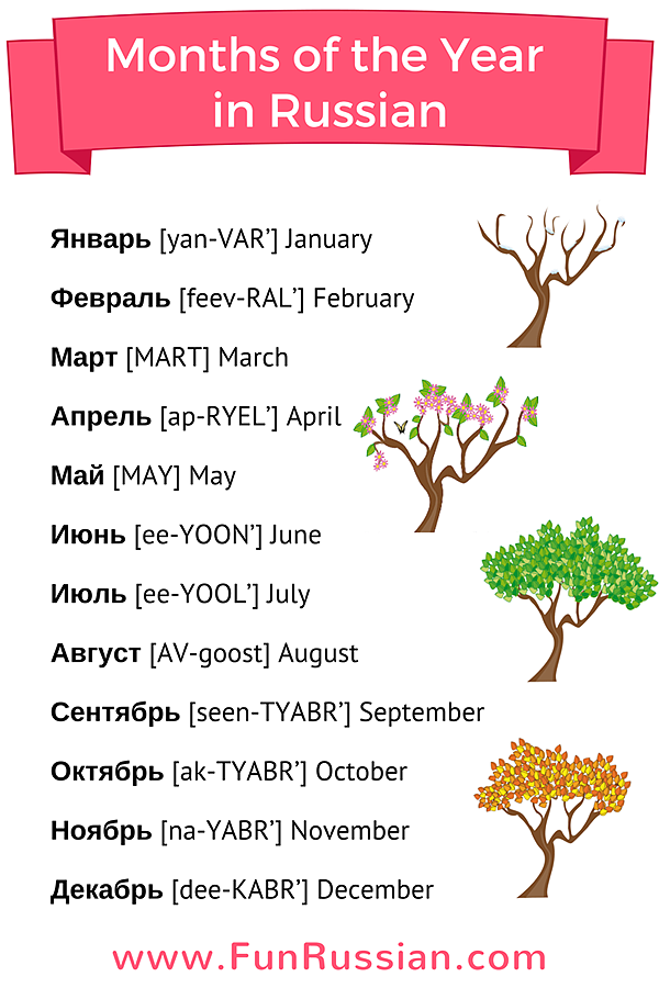 Learn Russian words in my free online class - http://classes.funrussian.com/event-registration/