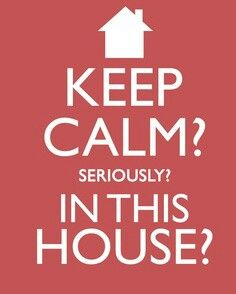 In this house ? X