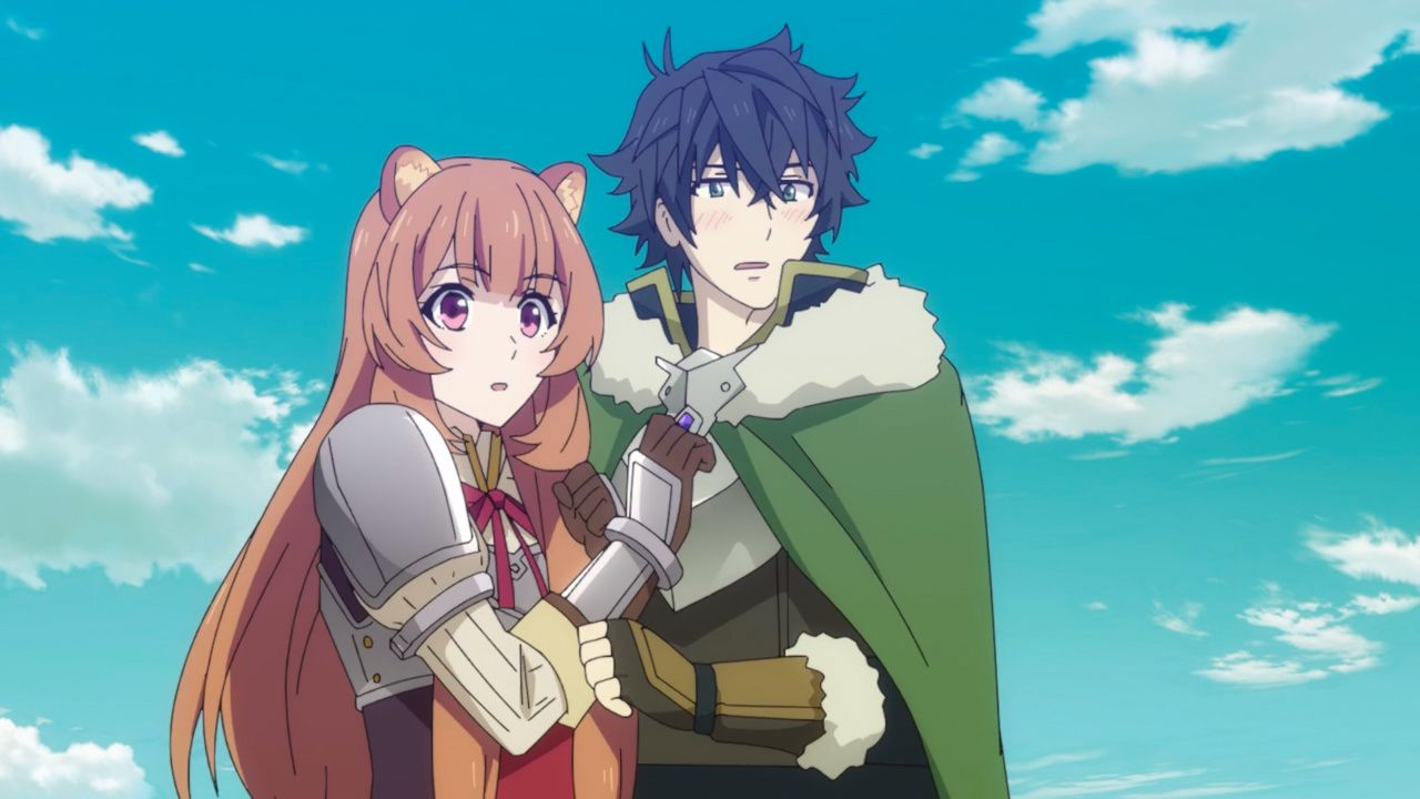Naofumi Iwatani Image Gallery The Rising Of The Shield Hero Wiki Fandom In 2020 Anime Knight Shield Anime Love Couple