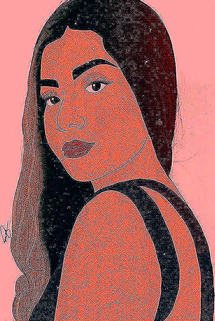 Ilustração  @oliveirajenih . . . Entre em contato para sua ilustração No inbox ou whatsapp 11984568245 . .  #illustrator #drawing  #pinturadigital #boanoite #desenho #sketch  #autodesksketchbook #art #brasil #desenhodigital #girl #model