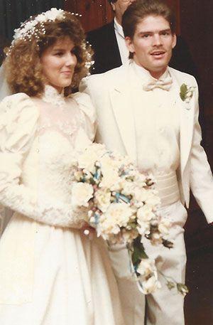 Kelly Jo and Gil Bates