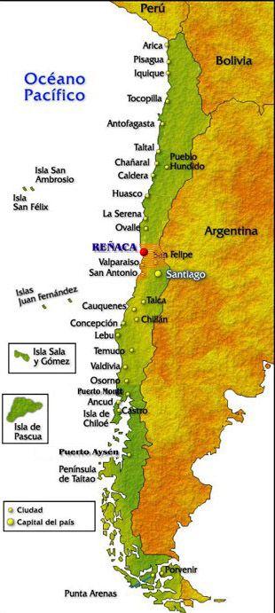 REÑACA CHILE-